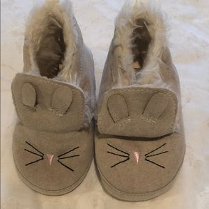 Baby Gap Bunny shoes - size 6-12 months